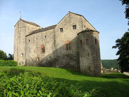 Burg Prunetto - il corte di dragone