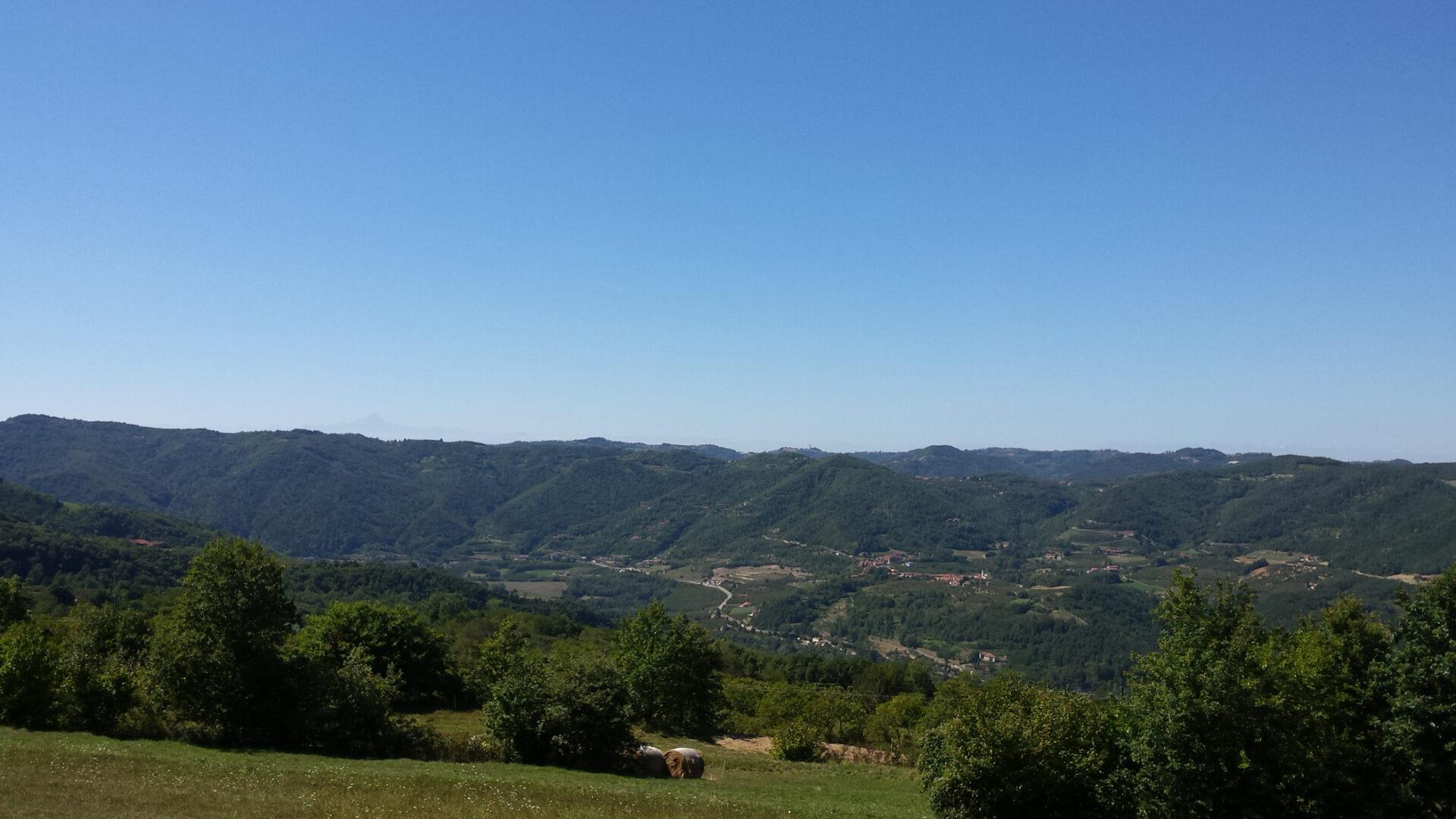 Bergolo vista