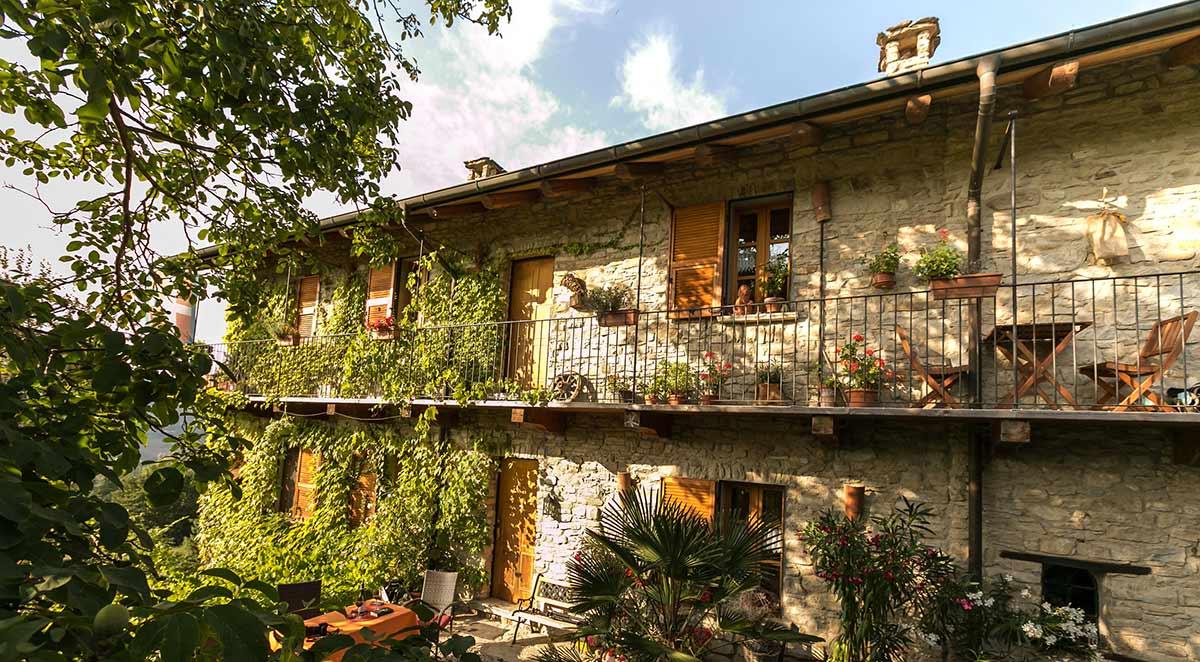 Ferienwohnungen im Piemont