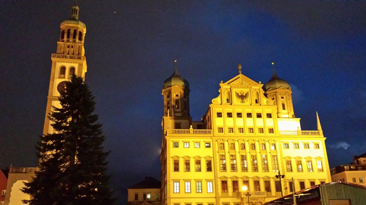 Weltkulturerbe-Stadt Augsburg
